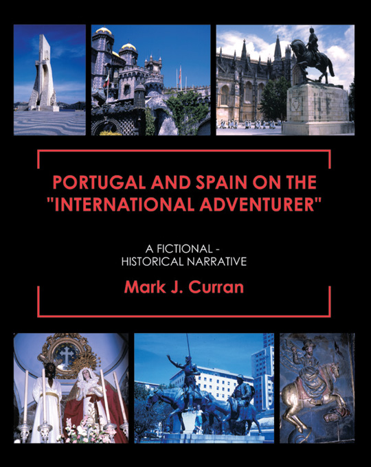 Portugal and Spain on the International Adventurer Book Cover